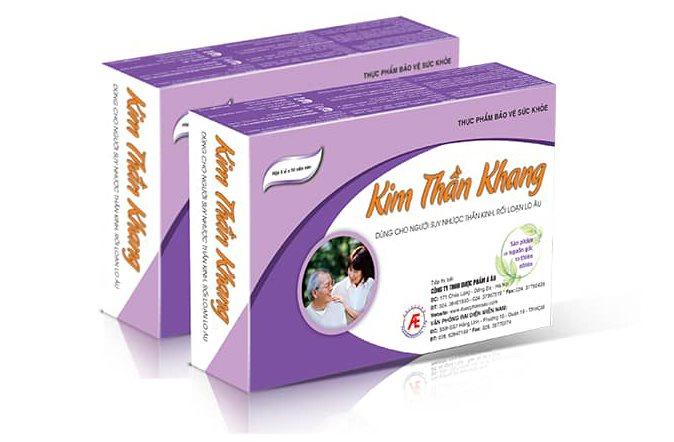 Kim Thần Khang – Hy vọng cho người rối loạn lo âu, trầm cảm, suy nhược thần kinh